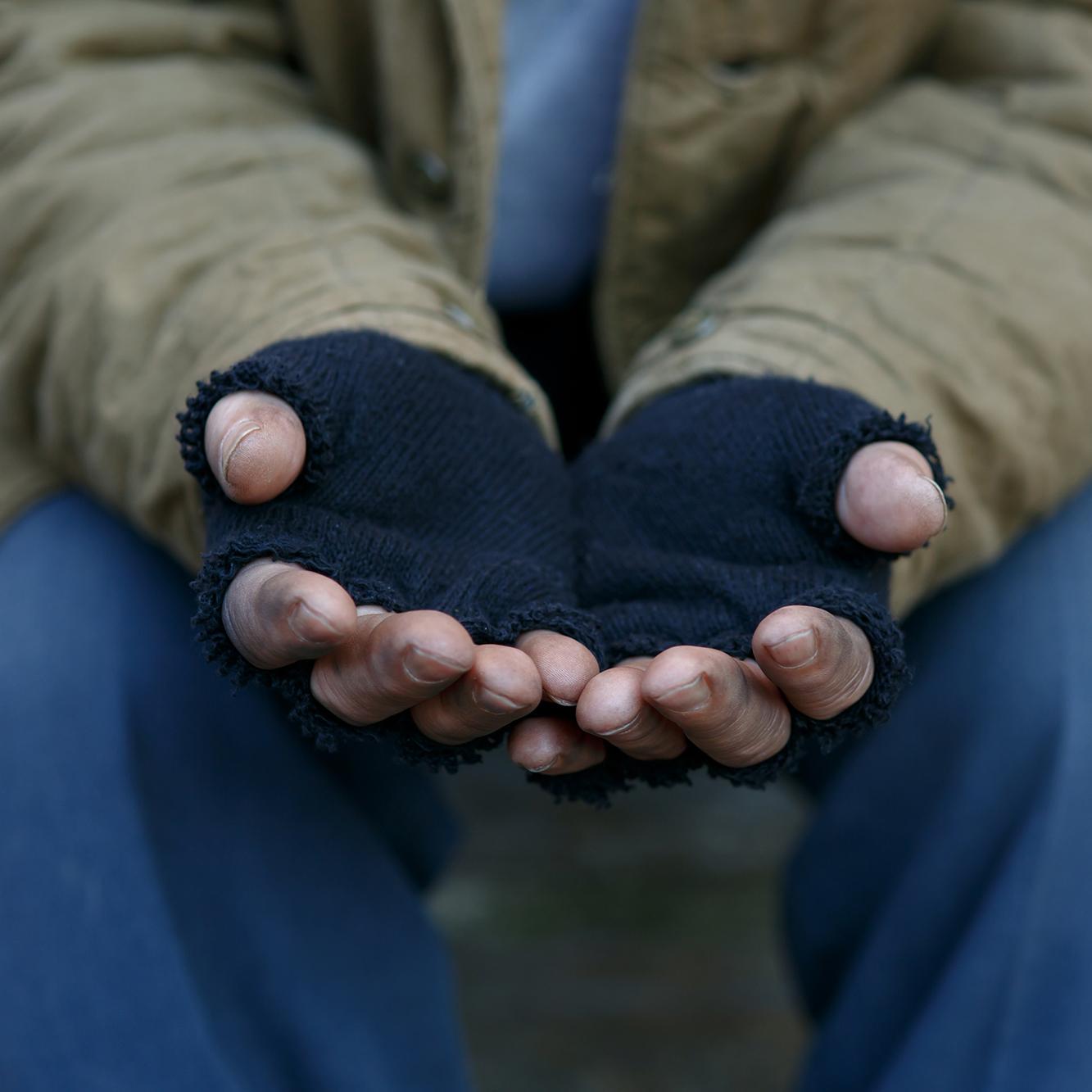 Manna Fund | UK Based Homeless Charity